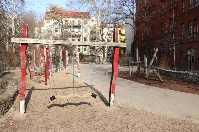 Garten, Grundschule im Hofgarten