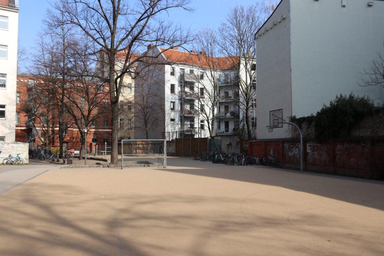 Hof, Grundschule im Hofgarten
