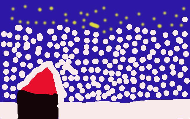 Weihnachtsbilder aus dem WebLab