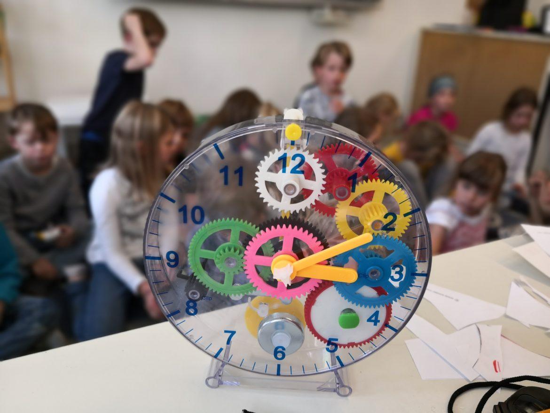 Projekt: Zeit