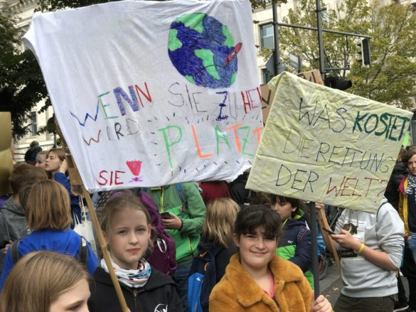 #Fische for Future – Globaler Klimastreik 20.09.2019