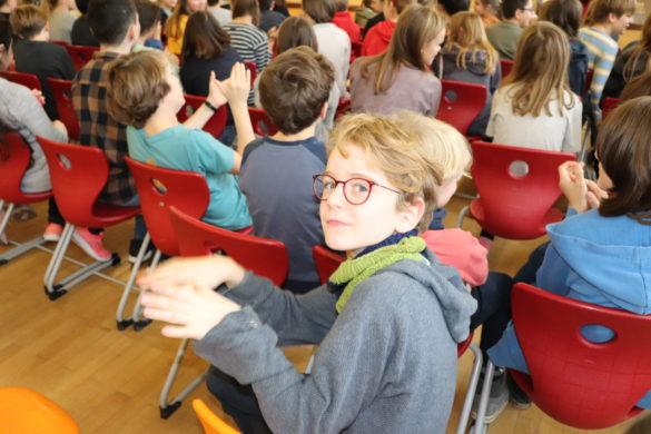 Bundesweiter Vorlesewettbewerb der sechsten Klassen