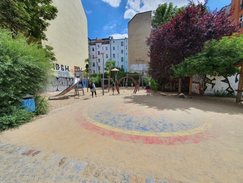 """""""Der große Spielplatzcheck"""" – ein Projekt der Ferienbetreuung"""