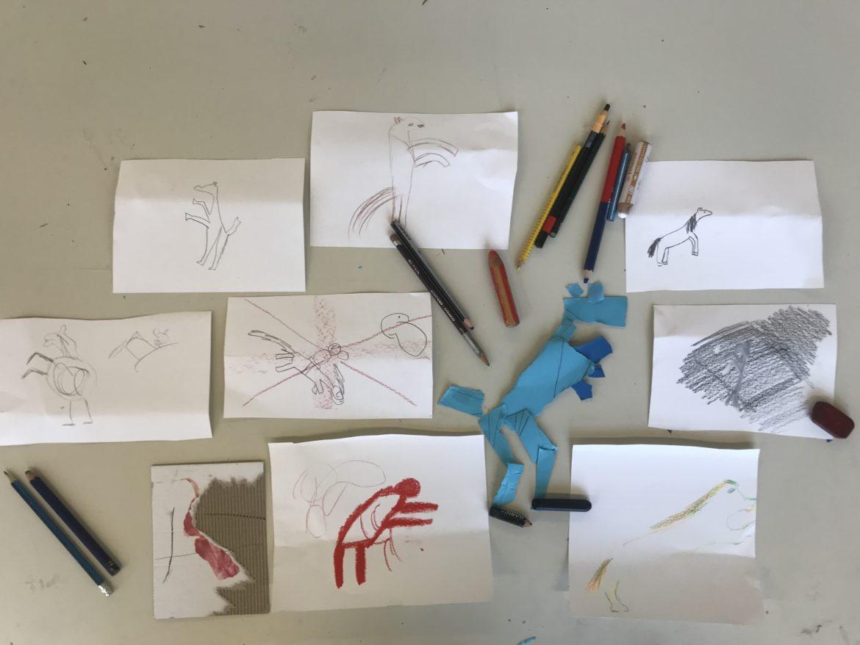 Experimentelles Zeichnen